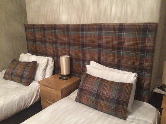 Dunblane, UK: Une touche écossaise ...