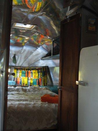 Manses, Francia: NAÏA une caravane suite pour 2 personnes - lit en 160