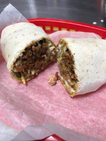 Cape Girardeau, MO: Beef Burrito