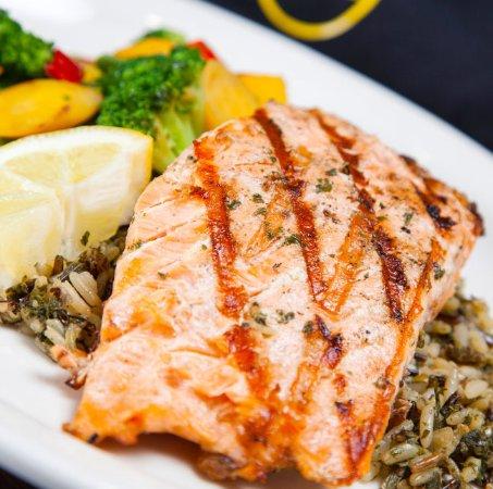 Muskogee, OK: Salmon