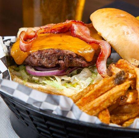 Muskogee, OK: The Mac Daddy Burger