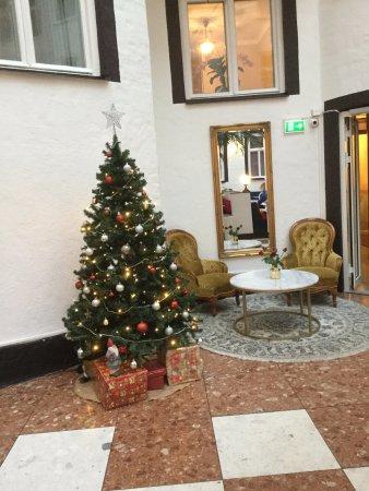 Best Western Hotel Bentleys : Atmosfera natalizia