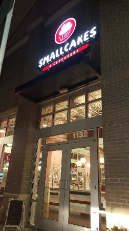 Cary, NC: Smallcakes