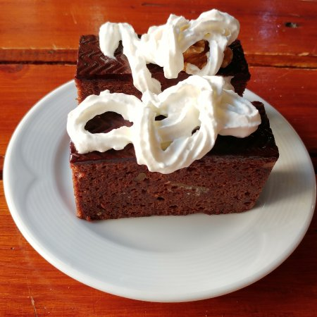 Benamocarra, Spain: Brownie