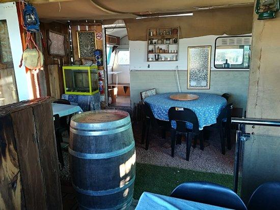 Hopefield, Sudáfrica: Inside sitting area