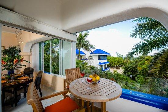 Natz Ti Ha Condominios: Terrace, terraza
