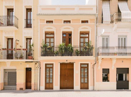 barracart apartments valence espagne voir les tarifs et avis appartement tripadvisor. Black Bedroom Furniture Sets. Home Design Ideas