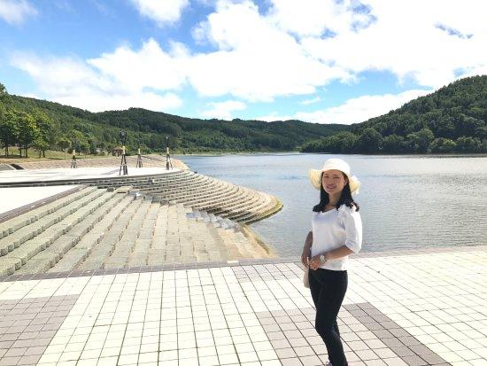 Kenbuchi-cho, Japón: 劍淵湖