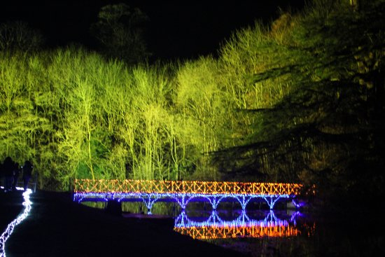 Woodstock, UK: Footbridge