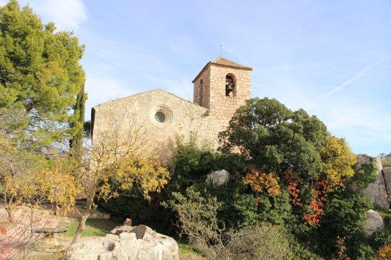 Cornudella de Montsant, Spanien: iglesia