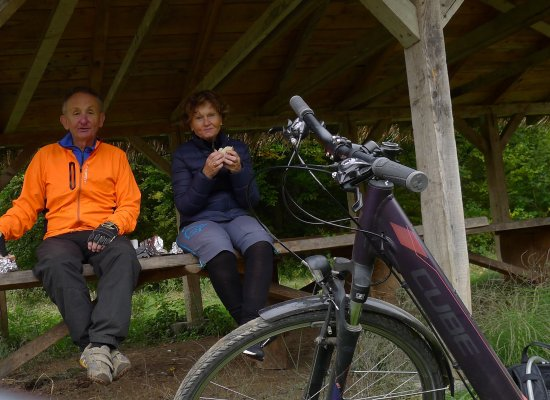 Cycling Romania : Good lunch