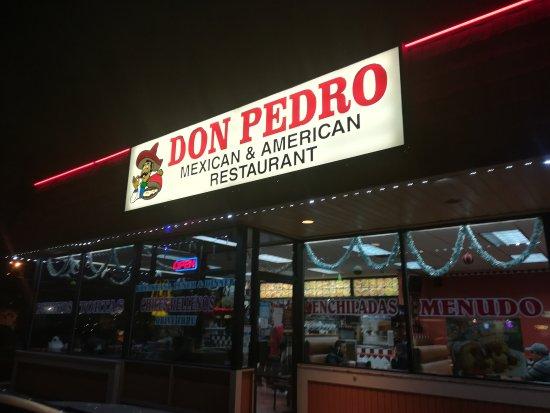 Hillsboro, OR: Outside of Don Pedro