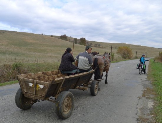 Cycling Romania : Enjoyed this.