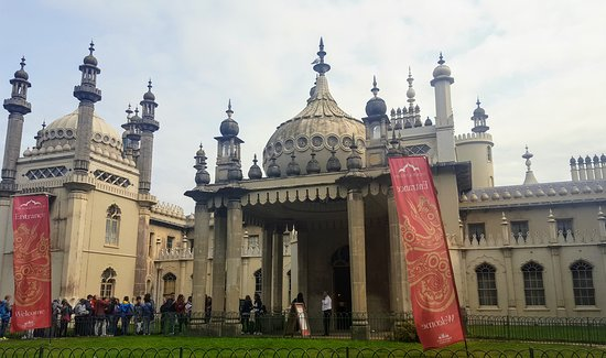 Pavillon royal : The Royal Pavilion