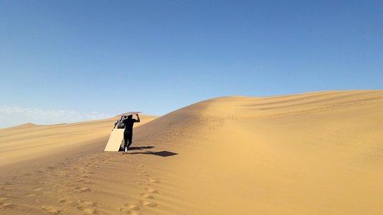 Alter Action Sandboarding: The hard part ...