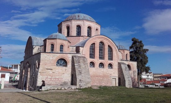 Feres, กรีซ: Παναγία Κοσμοσώτειρα