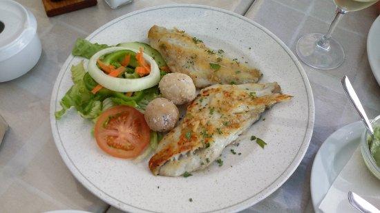 Arrieta, Spanje: Cerne, Fisch des Tages
