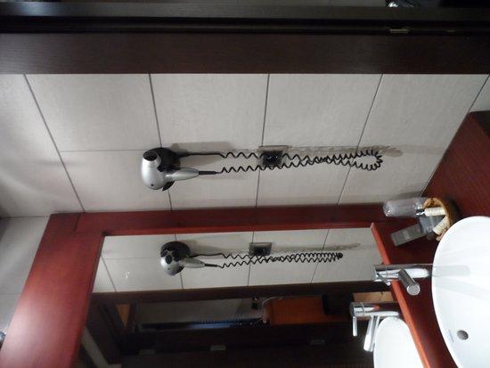 Hotel Ciria: secador