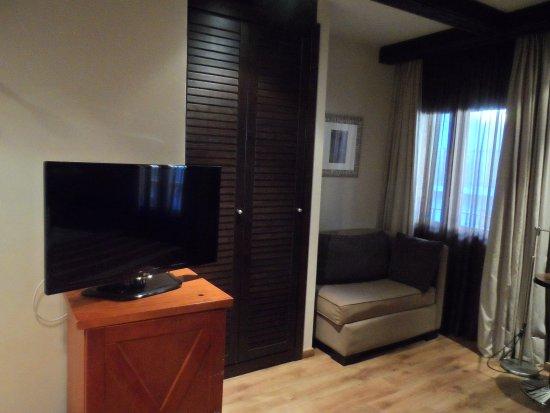Hotel Ciria: tv