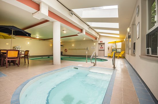 Abbotsford, Canadá: Indoor swimming pool