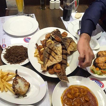 مطعم عمو حمزه للأسماك تعليق لـ Amo Hamza والرياض المملكة العربية السعودية Tripadvisor