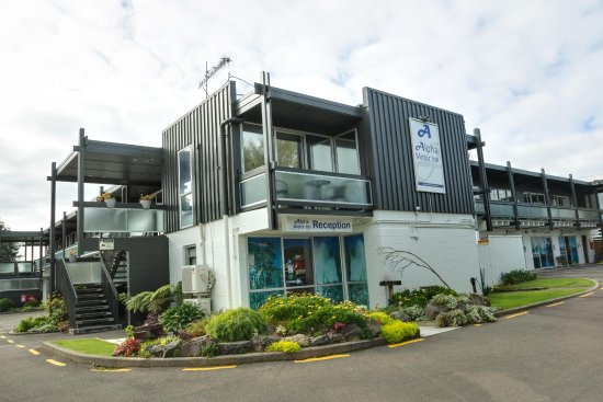 Palmerston North, Nuova Zelanda: Reception ... we look forward to welcoming you!