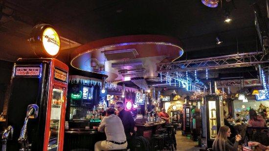 Clocktower American Bar & Grill: Rock'n'Harley