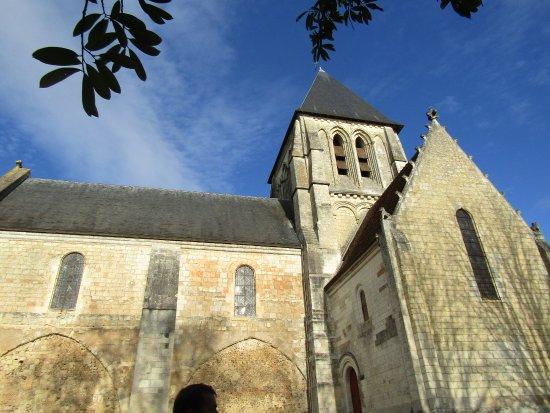 Troo, France: église