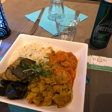 Elaichi Vegetarian Street Food