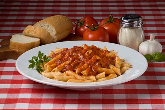 Naperville, IL: Aurelio's offers a variety of homemade sauces and fresh cooked pasta.
