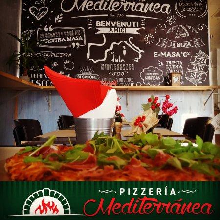 Pizzería Mediterránea