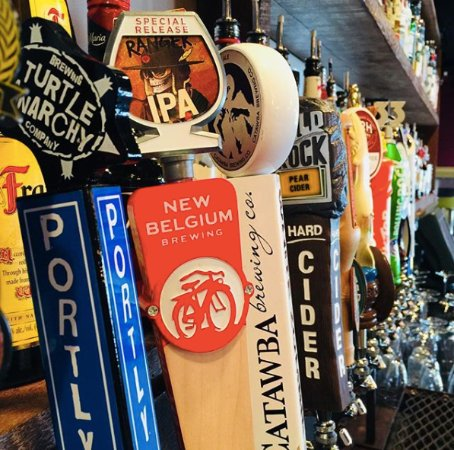 Johnson City, TN: Beer on Tap
