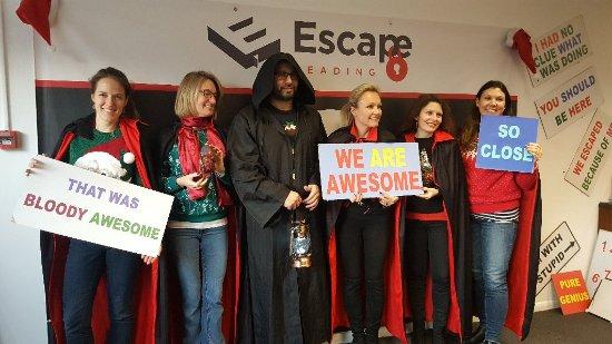 Escape Reading
