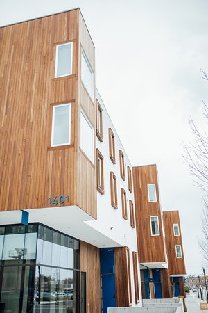 Watercooler Extended Stay Apartments Exterior Picture Of Modern Hotel Boise Tripadvisor
