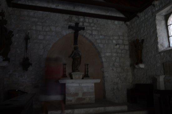Korcula Town, Chorwacja: Wnętrz kościoła Św. Piotra w Korculi
