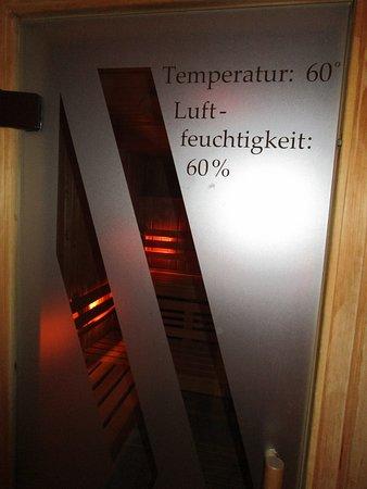 """Bad Laer, Alemania: Sauna-Oase """"therma vitae""""!"""