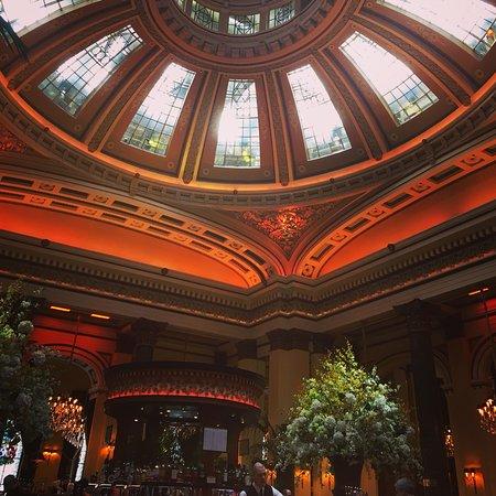 The Dome Tea Room Edinburgh