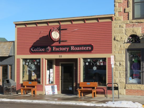 Great Little Coffee Shop Review Of Coffee Factory Roasters