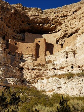 Camp Verde, AZ: The cliff dwelling