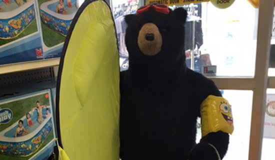 Guelph, Kanada: Take your photo with our unusual store display