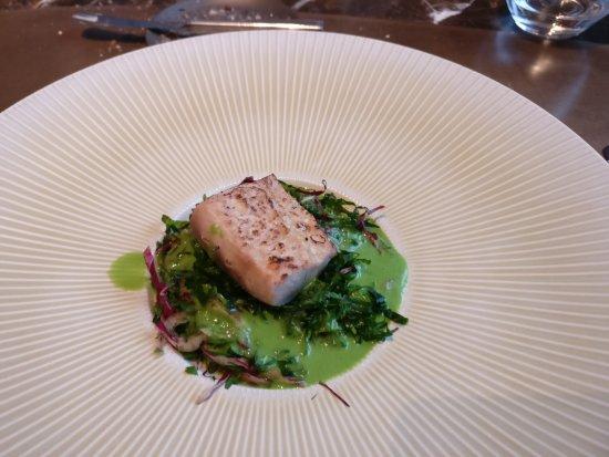 Pastorale: tuna with parsley