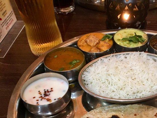 Best Vegetarian Restaurants Leicestershire