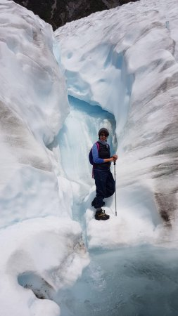 Fox Glacier Guiding: another world