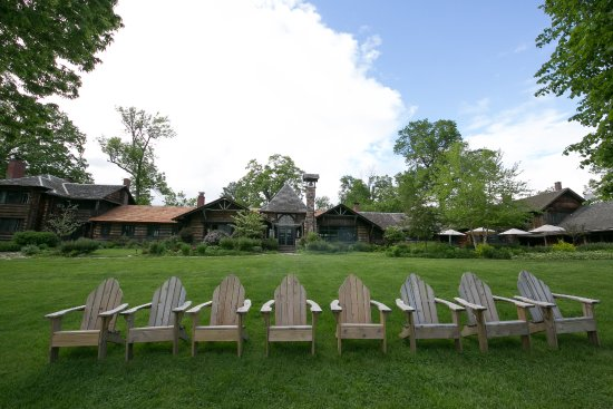 Birchwood, WI: Main Lodge