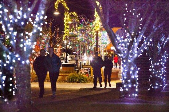 Harrison Hot Springs, Canada: Christmas wonderland