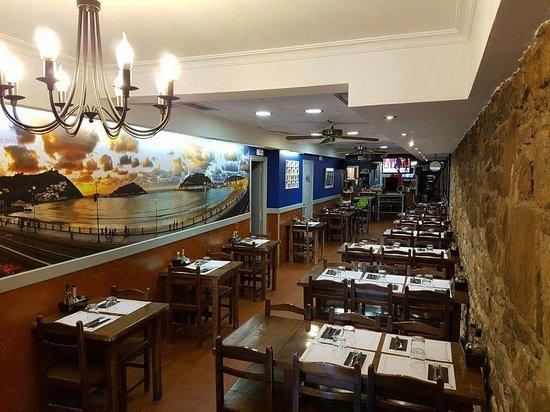 imagen Pizzeria Capricciosa en San Sebastián