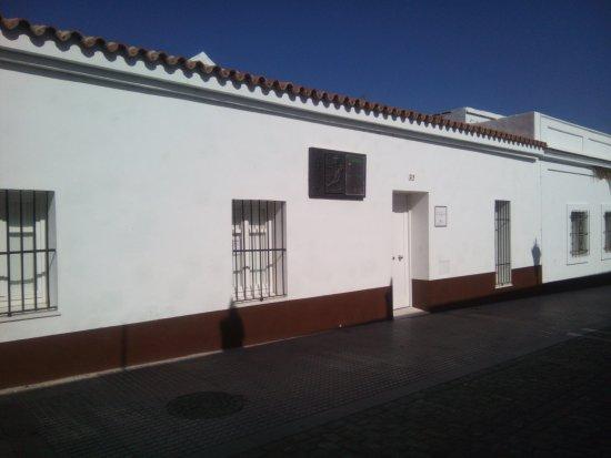 San Fernando, España: Fachada de la casa.