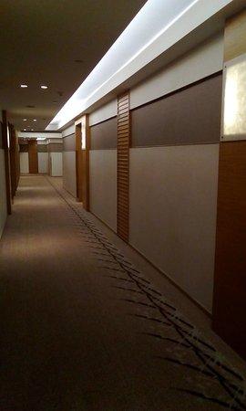 Kempinski Hotel Dalian: Hallway