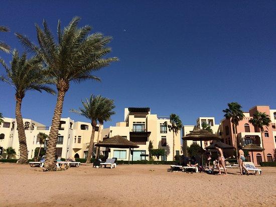 Grand Swiss-Belresort Tala Bay, Aqaba: Plage