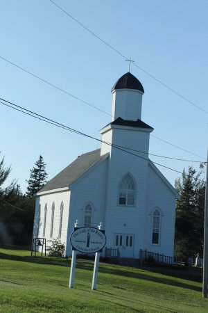 Antigonish, Kanada: A lovely church